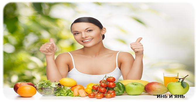 Диета и фрукты