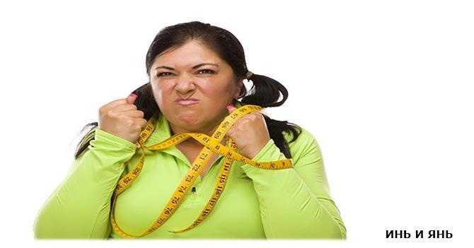 толстушка с метром