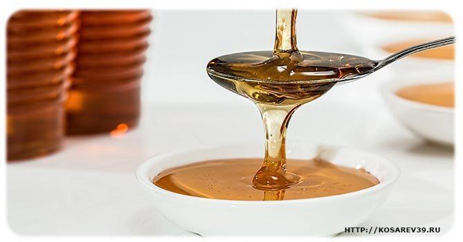 Мёд и его хранение