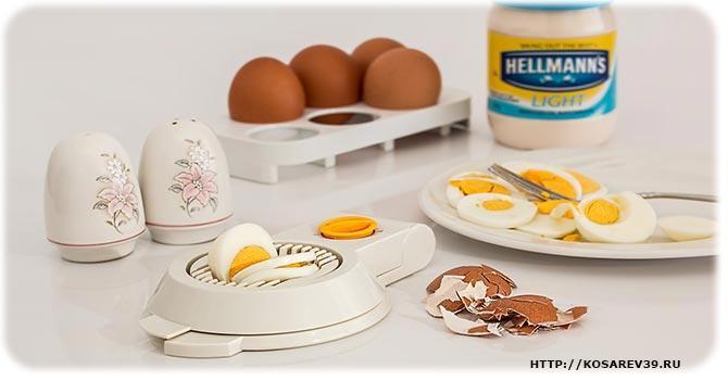 Вред немытых яиц