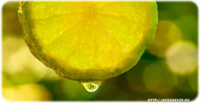 Лимонад из цитрусовых