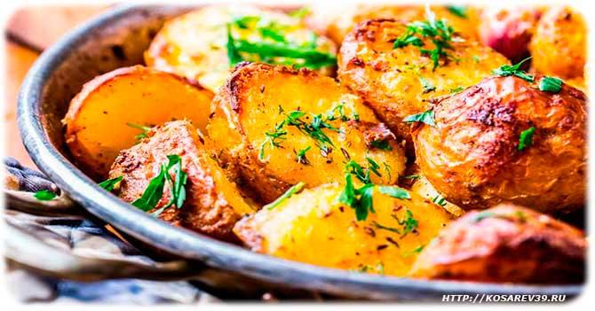 Опасные вещества в картофеле