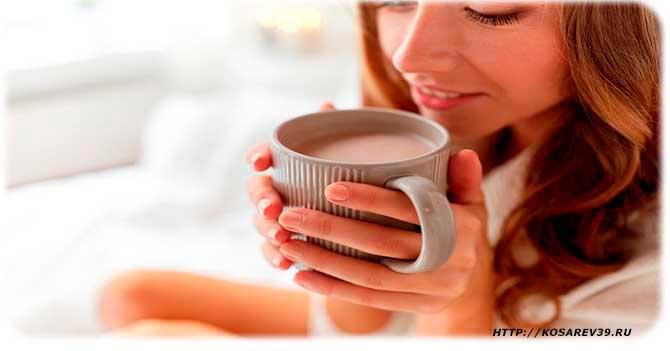 Польза какао беременным