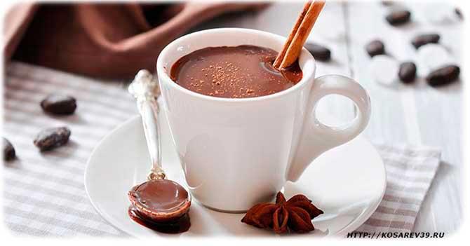 Похудение на какао