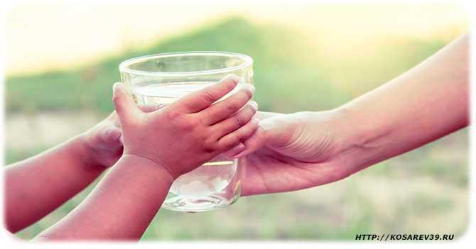 Вред употребления воды
