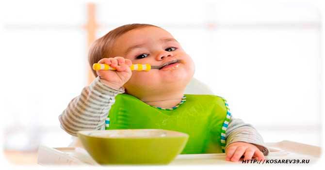 Польза перловки для детей