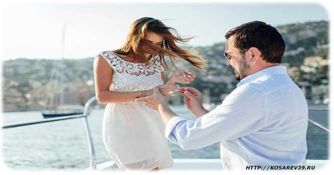 Плюсы замужества с иностранцем