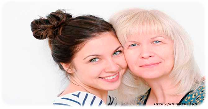 Отношения матери и дочки
