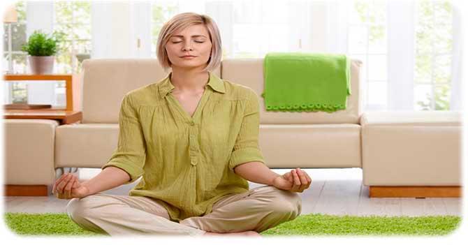 Сеанс медитации