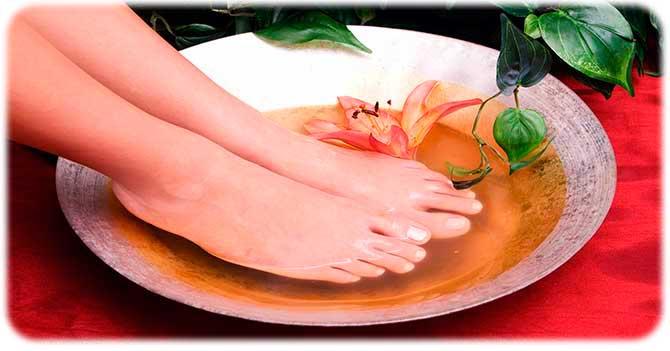 Гигиена от потливости ног