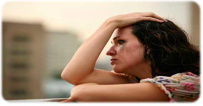 Причины женской плаксивости