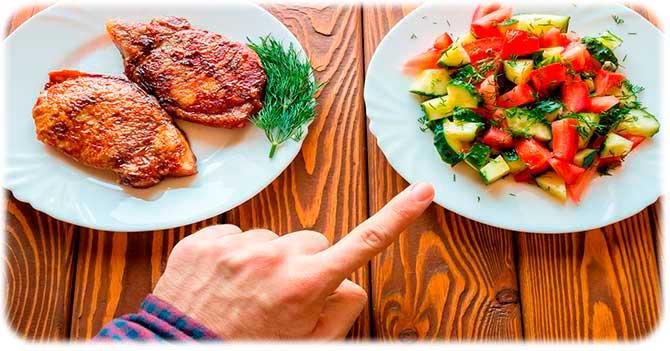 Польза и вред вегетарианства
