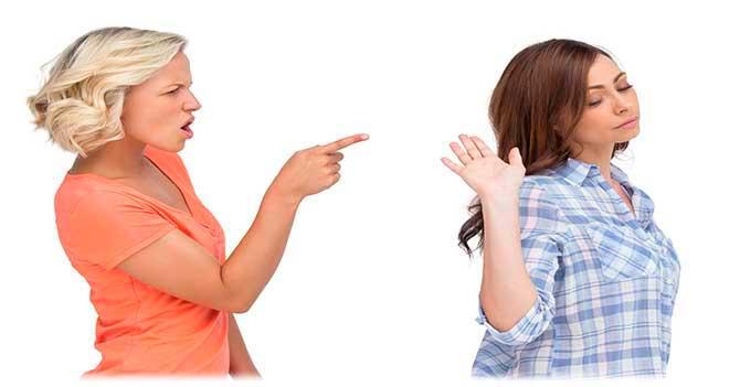 Реагирование на критику