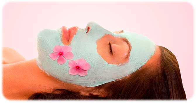 Питательная маска для лица