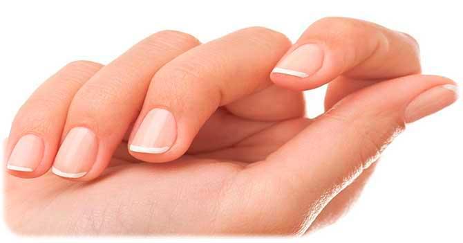 Расслаивание ногтей
