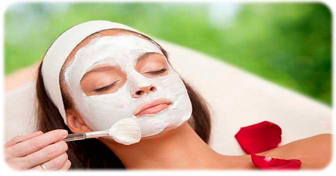 Альгинатная маска против морщин