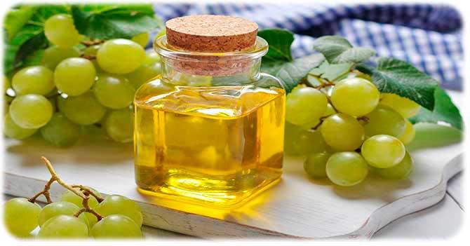 Масло винограда для ногтей