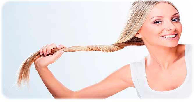 Желатин для укрепления волос