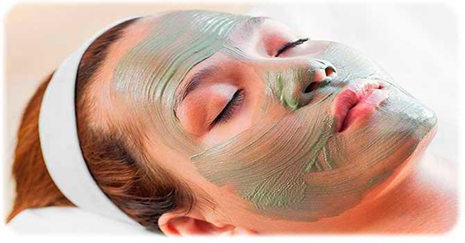 Очищение пор на лице
