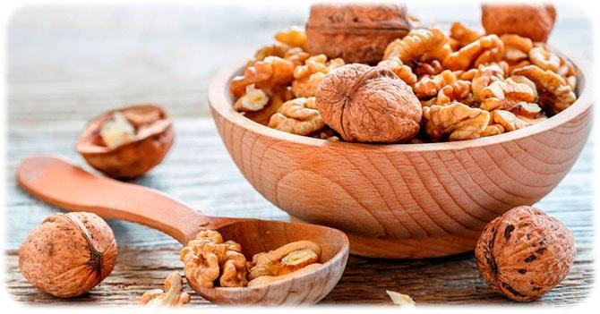 Вред грецких орехов