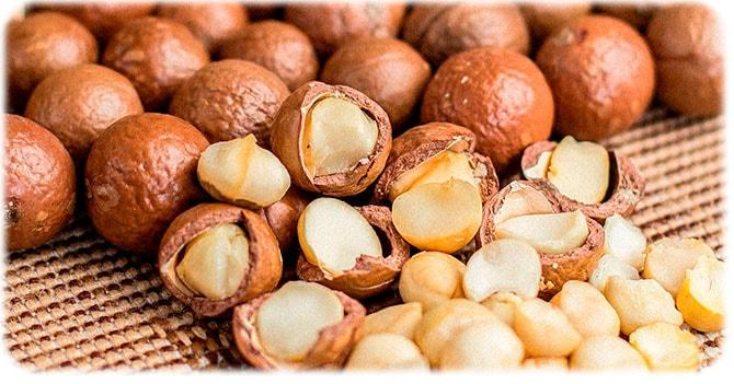 Вред ореха макадамии