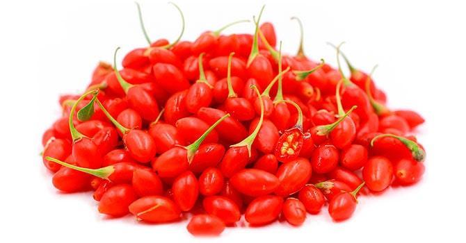 Лечение ягодами годжи