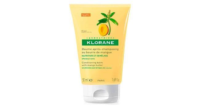 Крем для волос с маслом манго