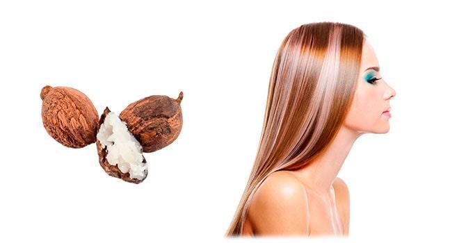 Масло Ши для волос