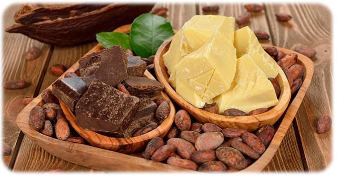 Вред масла какао