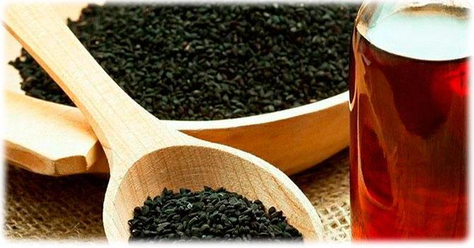 Лечение маслом тмина