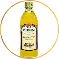 Масло Monini из виноградной косточки