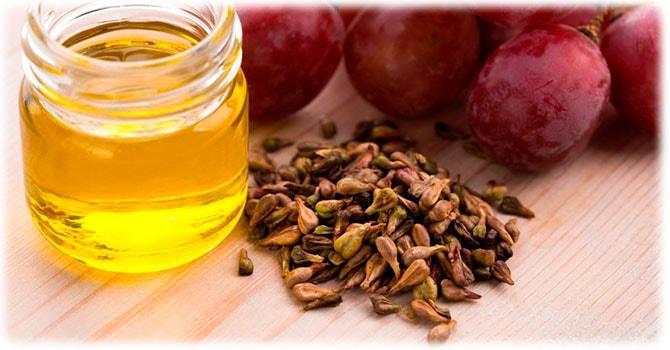 Масло виноградных косточек в кулинарии