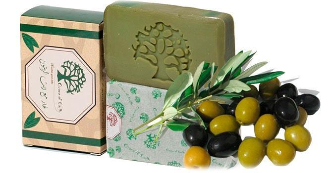 Оливковое масло в мыловарении