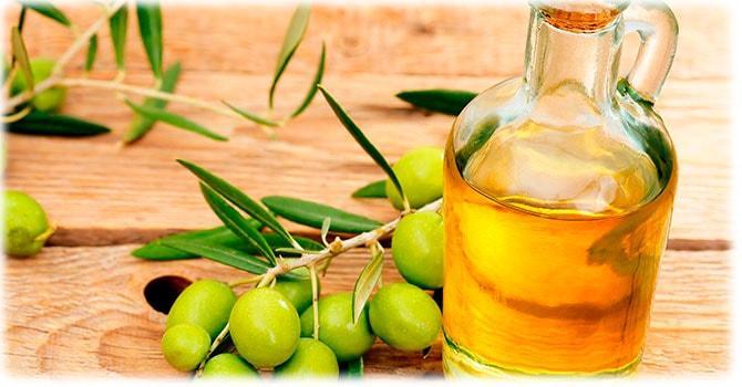 Польза масла оливы