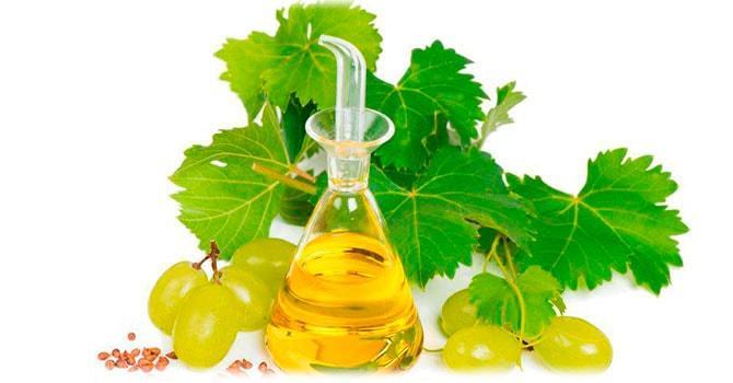 Вред масла виноградных косточек