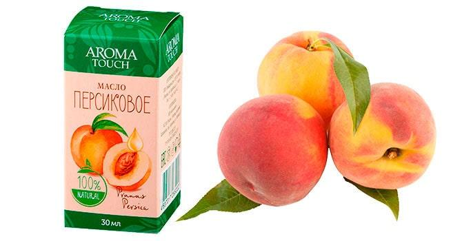 Вред масла персика