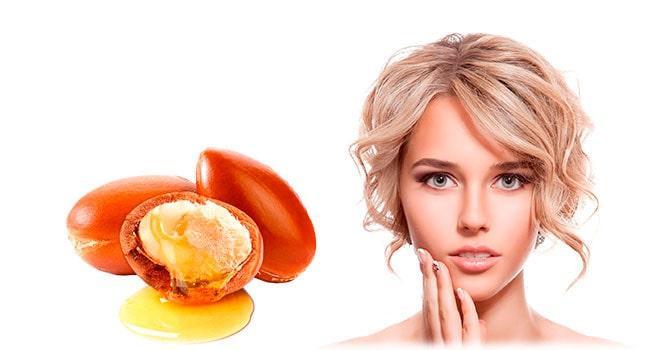 Масло аргана в косметологии