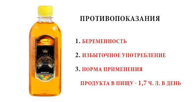 Вред масла сафлора
