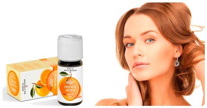 Масло апельсина в косметологии