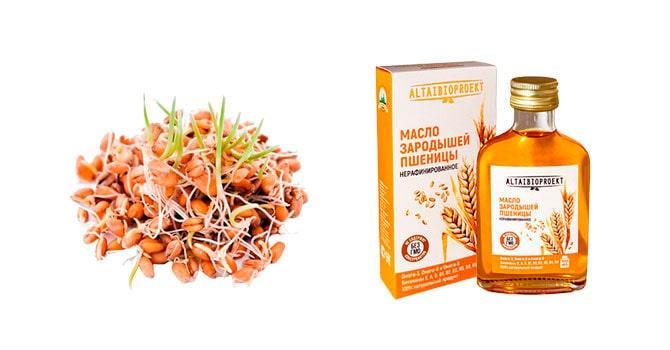 Вред масла ростков пшеницы для волос