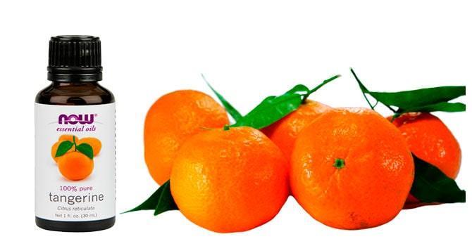 Свойства мандаринового масла из семечек