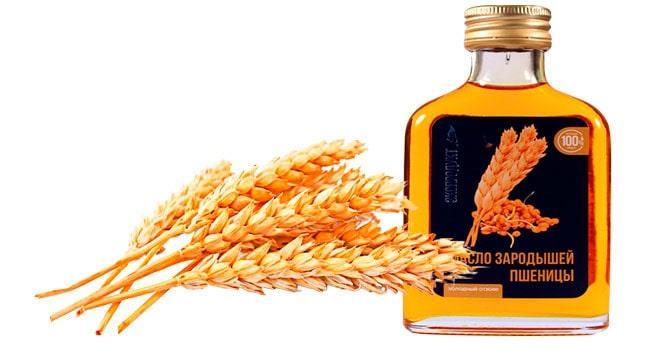 Вред масла ростков пшеницы для лица