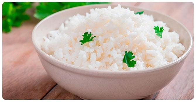 Польза рисовой диеты