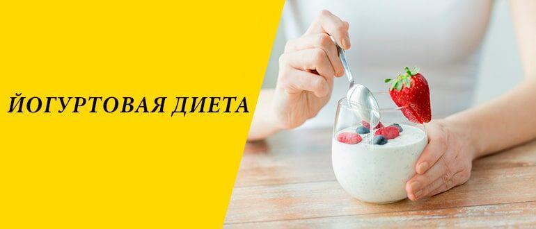 Йогуртовая диета